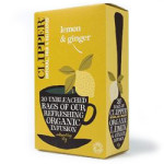 Clipper Te - Lemon & Ginger - Detox Te