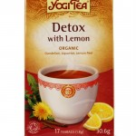 Maskroste - Yogi Tea Detox with Lemon