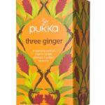 Ingefärste - Pukka Three Ginger