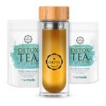 Detoxkur - Detox Teatoxpaketet