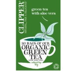 Clipper Te - Green tea with aloe vera - Detox Te