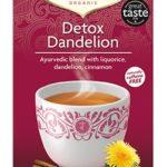 Maskroste - Yogi Tea Detox